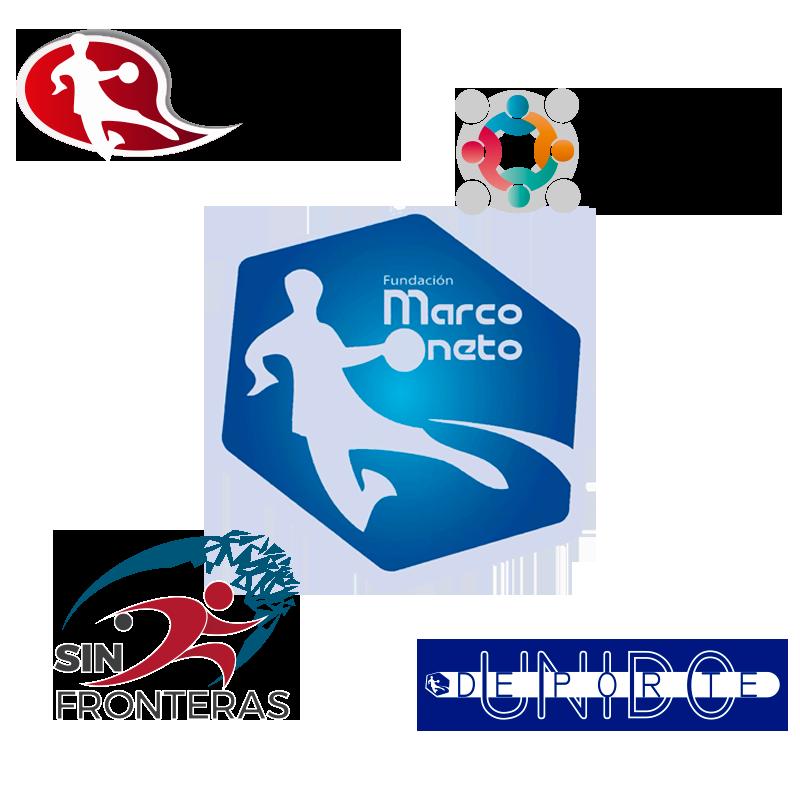 logos Fundacion Marco Oneto y sus proyectos