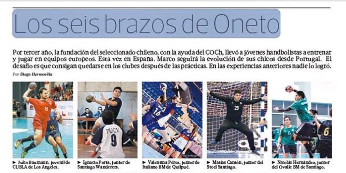 Nota sobre nuestros jugadores en España