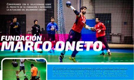 Entrevista sobre Fundación Marco Oneto