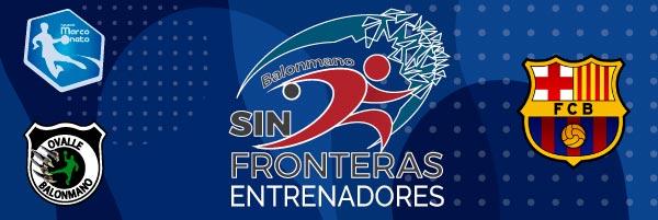 Sin Fronteras - Entrenador - programa fundación - Marco Oneto